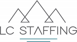 LC Staffing Logo